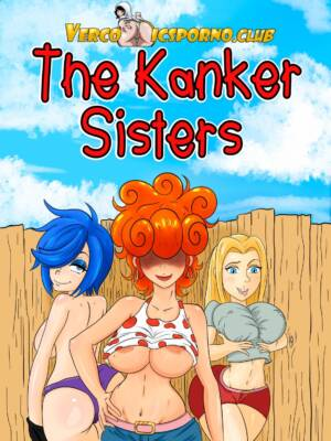 The Kanker Sister (English) - page00 Cover BurnButt