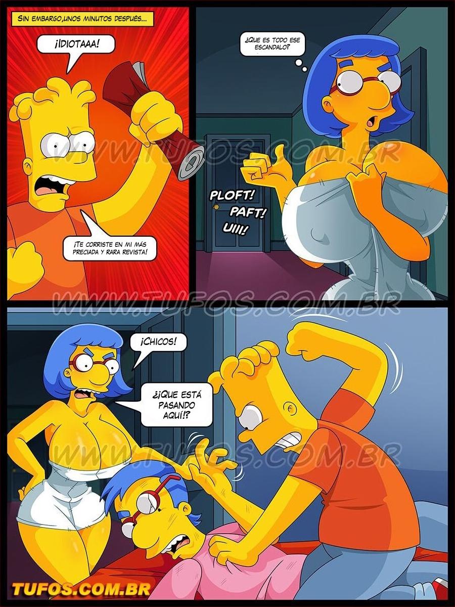 Os Simptoons 27 (Spanish) - page02 Simpsons,  xxx porn rule34