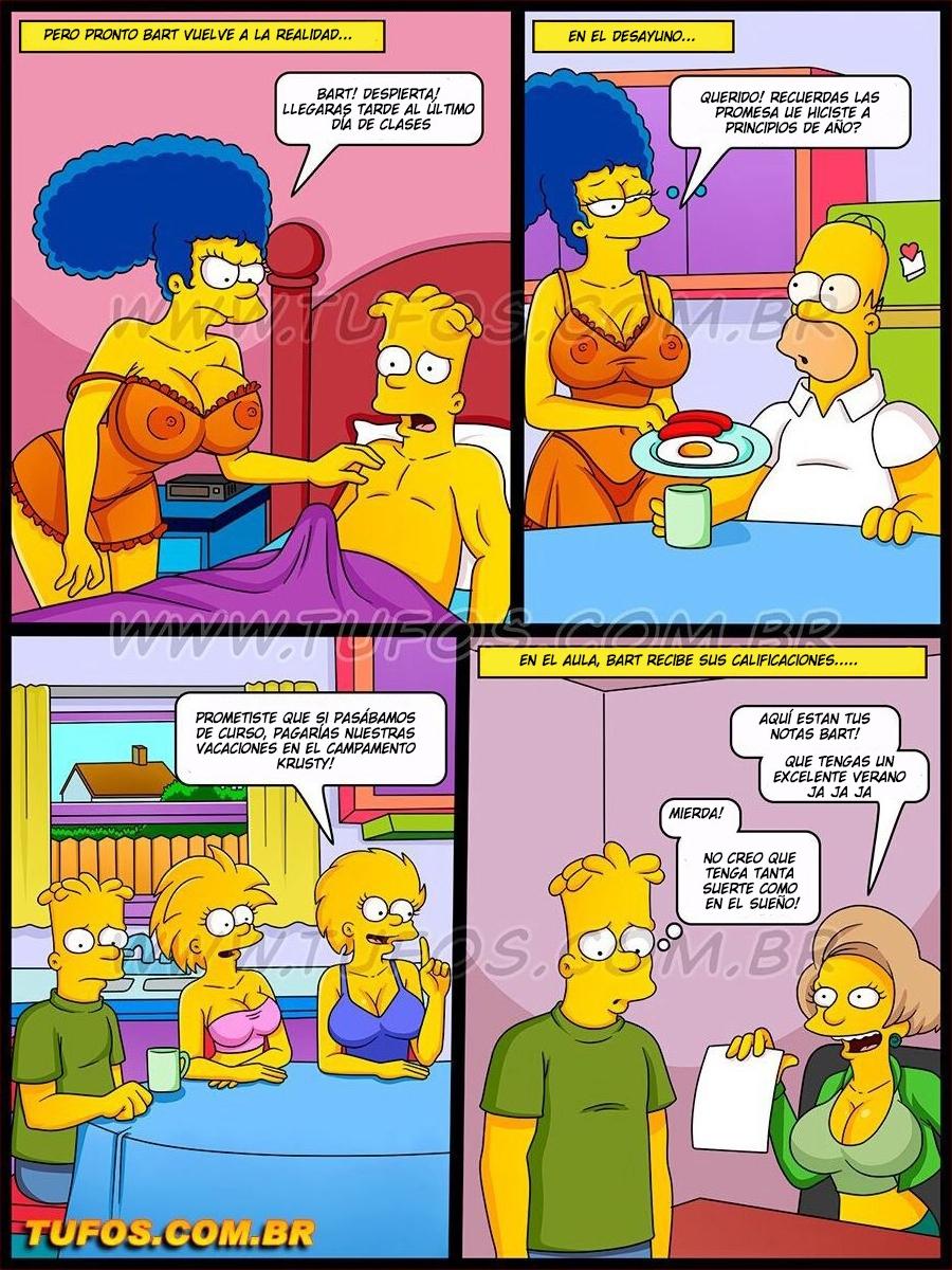Os Simptoons 028 (Spanish) - page04 Simpsons,  xxx porn rule34