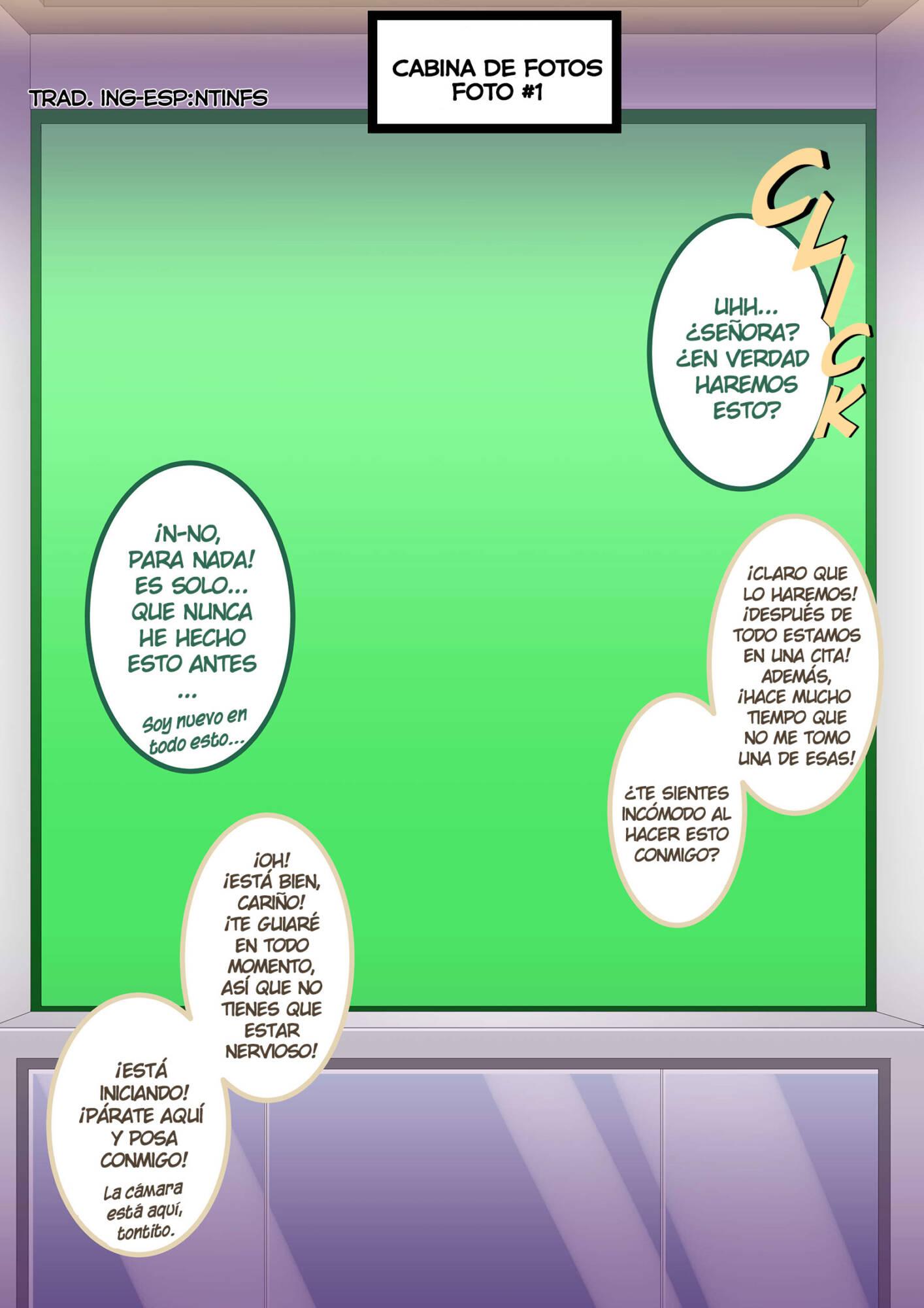 My Harem Academia Gaiden 03 (Spanish) - page02 My Hero Academia,  xxx porn rule34