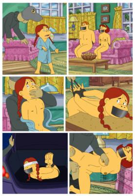 Muffy's Sexual Adventure - page01 BurnButt