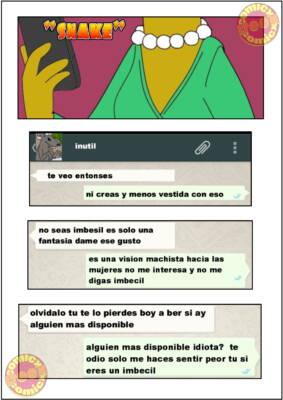 Snake - Part 1 (Spanish) - page01 BurnButt