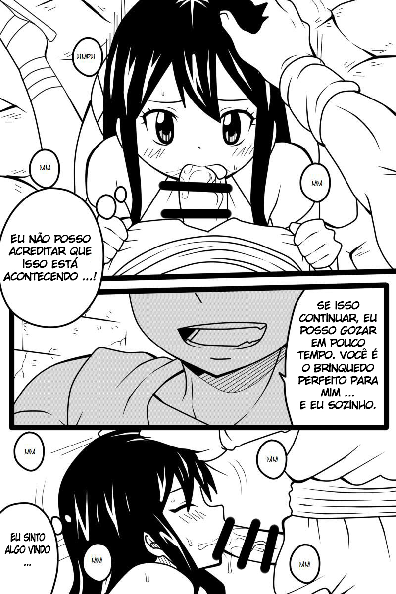 Journey To Heaven (Portuguese) - page05 Fairy Tail,  xxx porn rule34