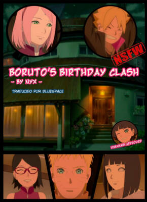 Boruto's Birthday Gift (Spanish) - page00 BurnButt
