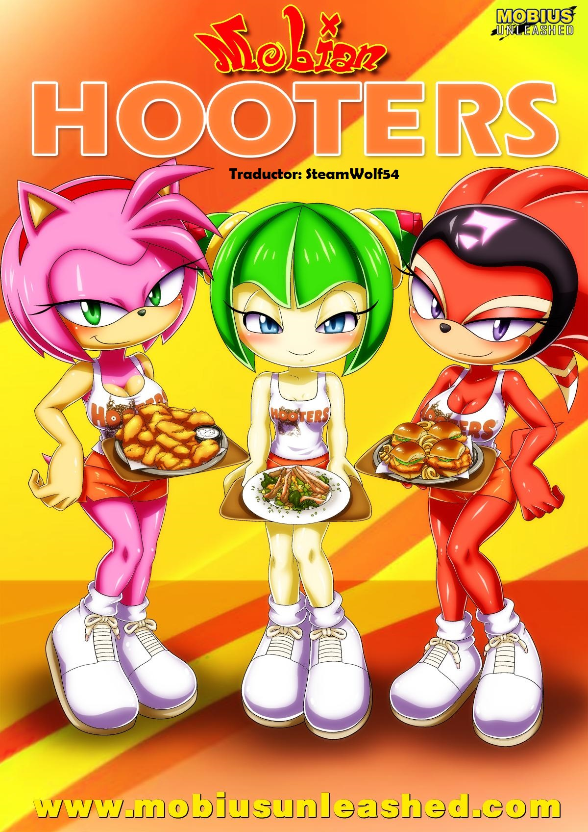 Mobian Hooters (Spanish) - page00 Cover Sonic,  xxx porn rule34