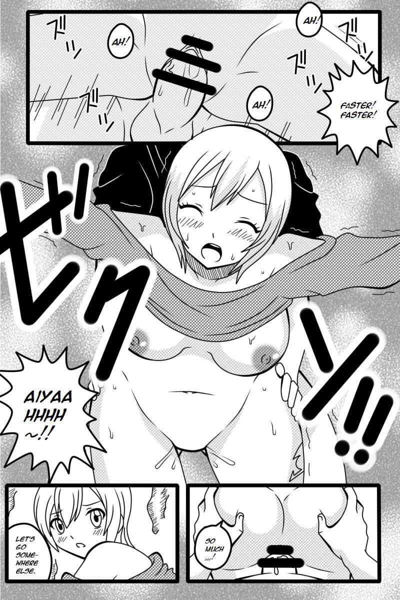 Mirajane & Lisanna (English) - page05 Fairy Tail,  xxx porn rule34