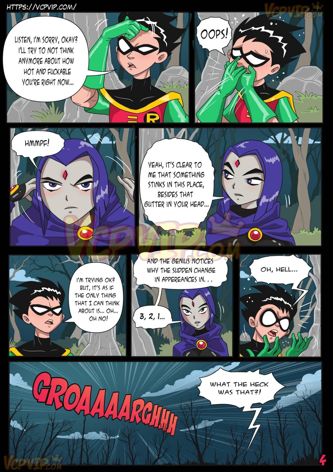 Stranded (English) - page04 DC Comics,Superman,Teen Titans,  xxx porn rule34