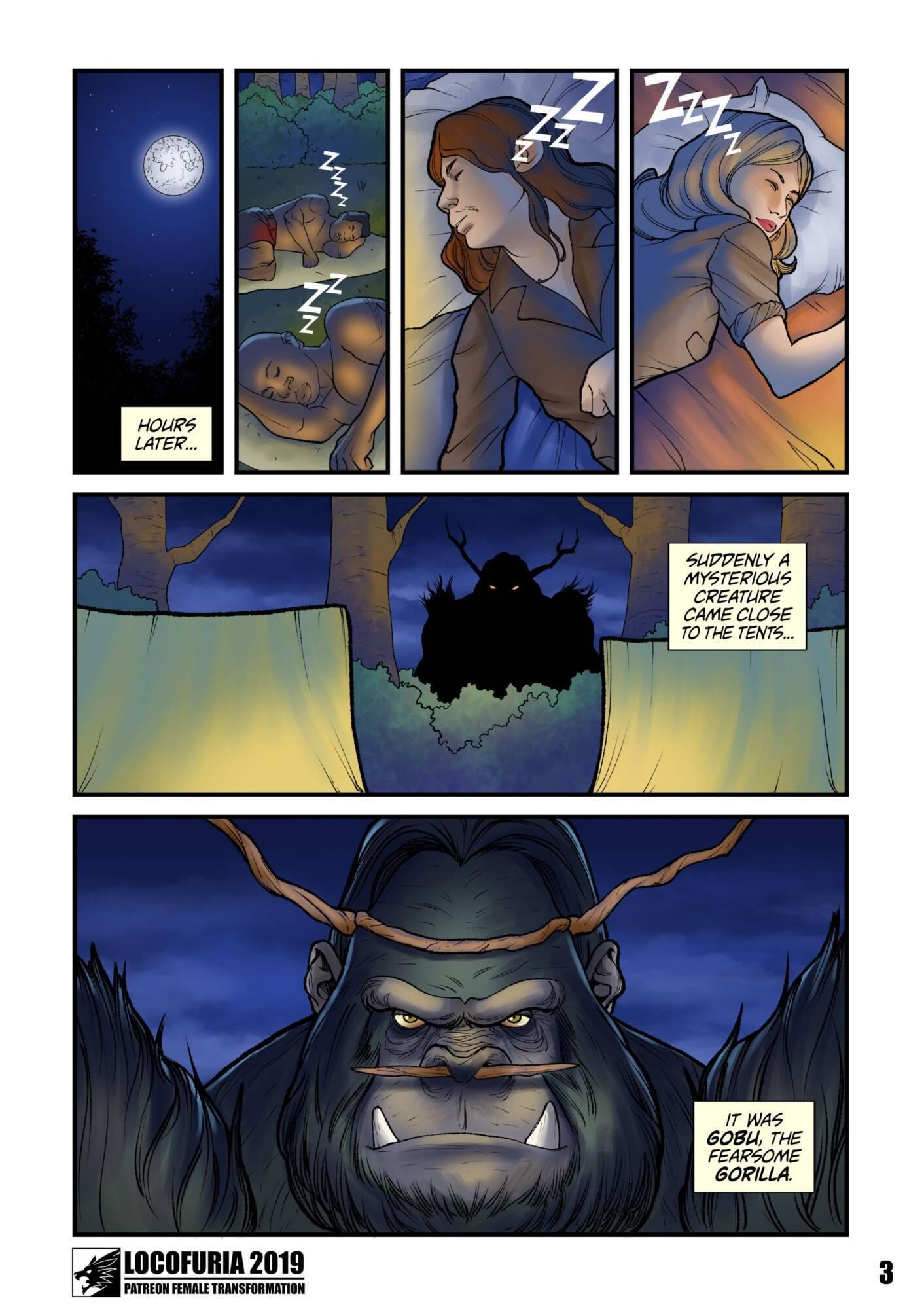 Gobu (English) - page03 Tarzan,  xxx porn rule34