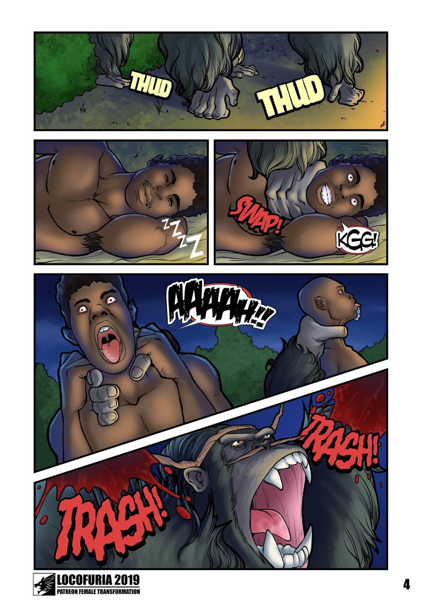 Gobu (English) - page04 Tarzan,  xxx porn rule34