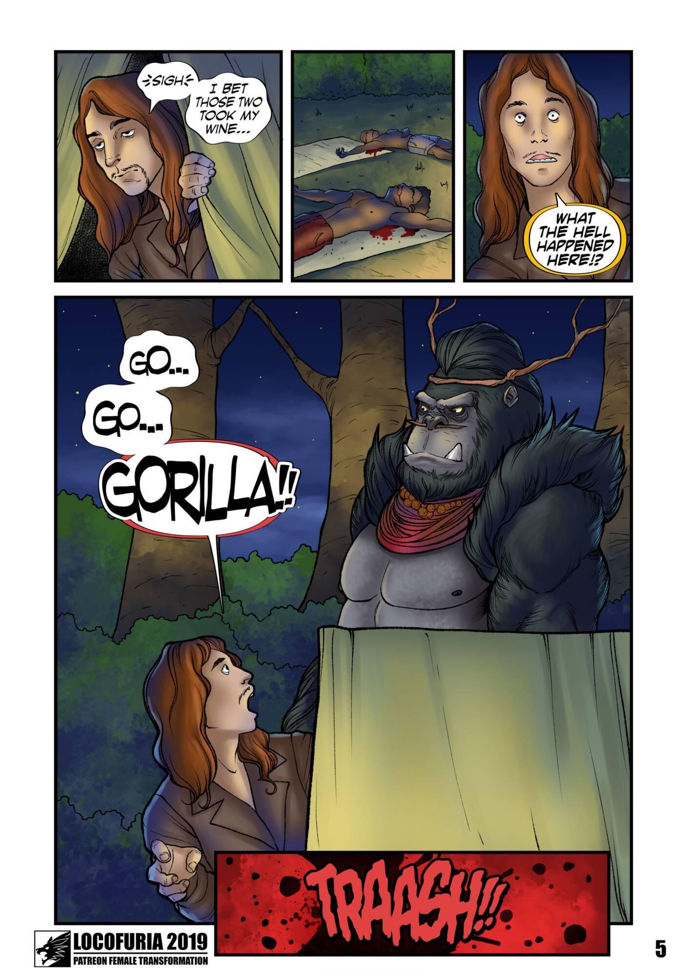Gobu (English) - page05 Tarzan,  xxx porn rule34