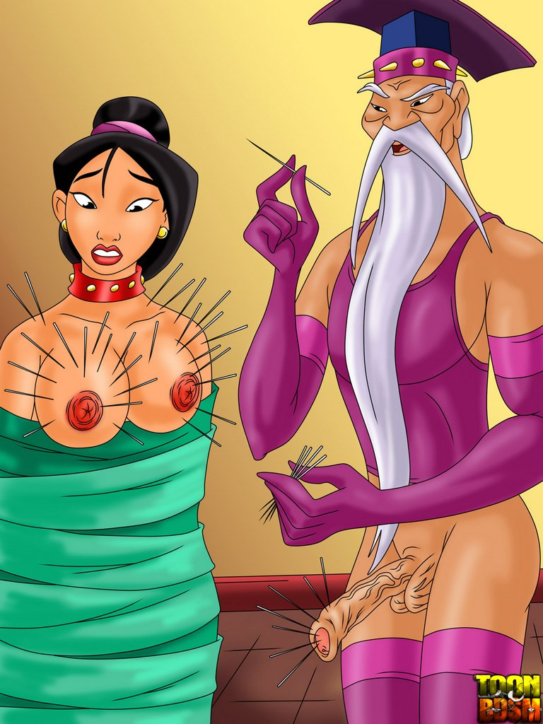 Analan #2 - Service From Mulan - page03 Mulan,  xxx porn rule34