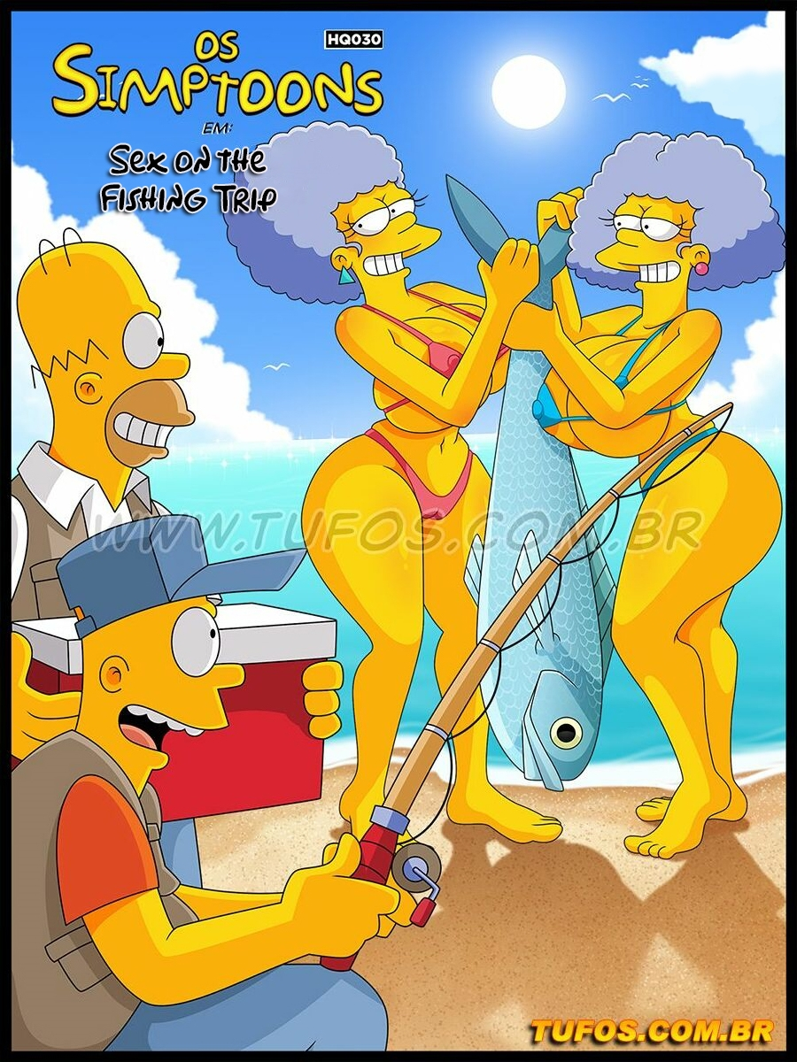 Os Simptoons 030 (English) - page00 Cover Simpsons,  xxx porn rule34