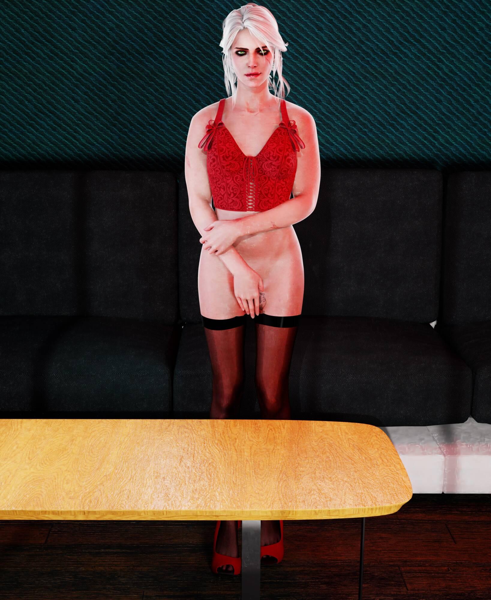 Hot Lollipop - page01 Witcher,  xxx porn rule34