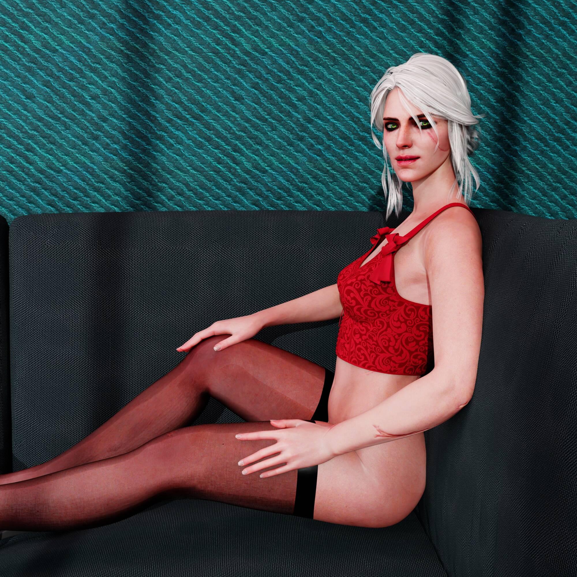 Hot Lollipop - page03 Witcher,  xxx porn rule34