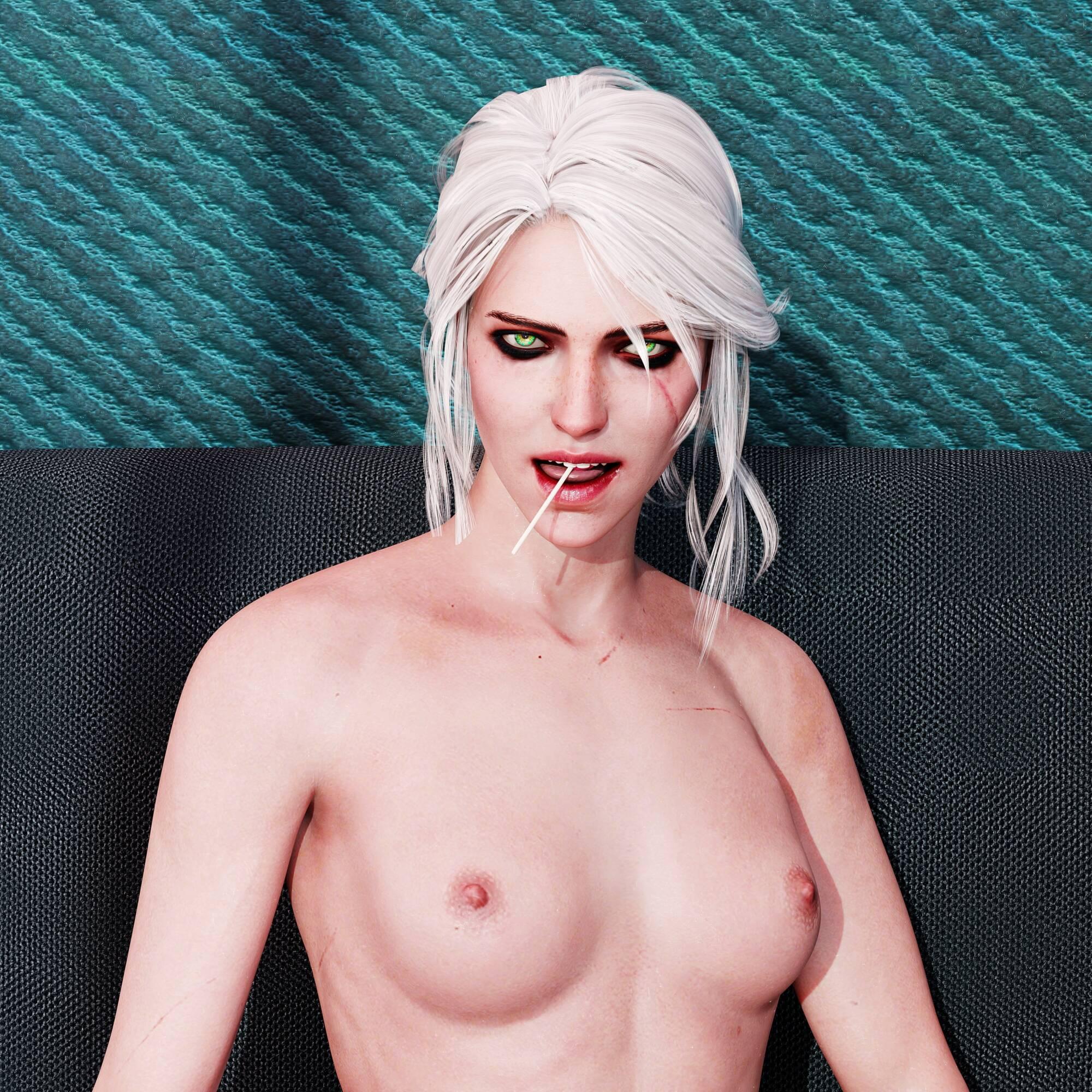 Hot Lollipop - page06 Witcher,  xxx porn rule34