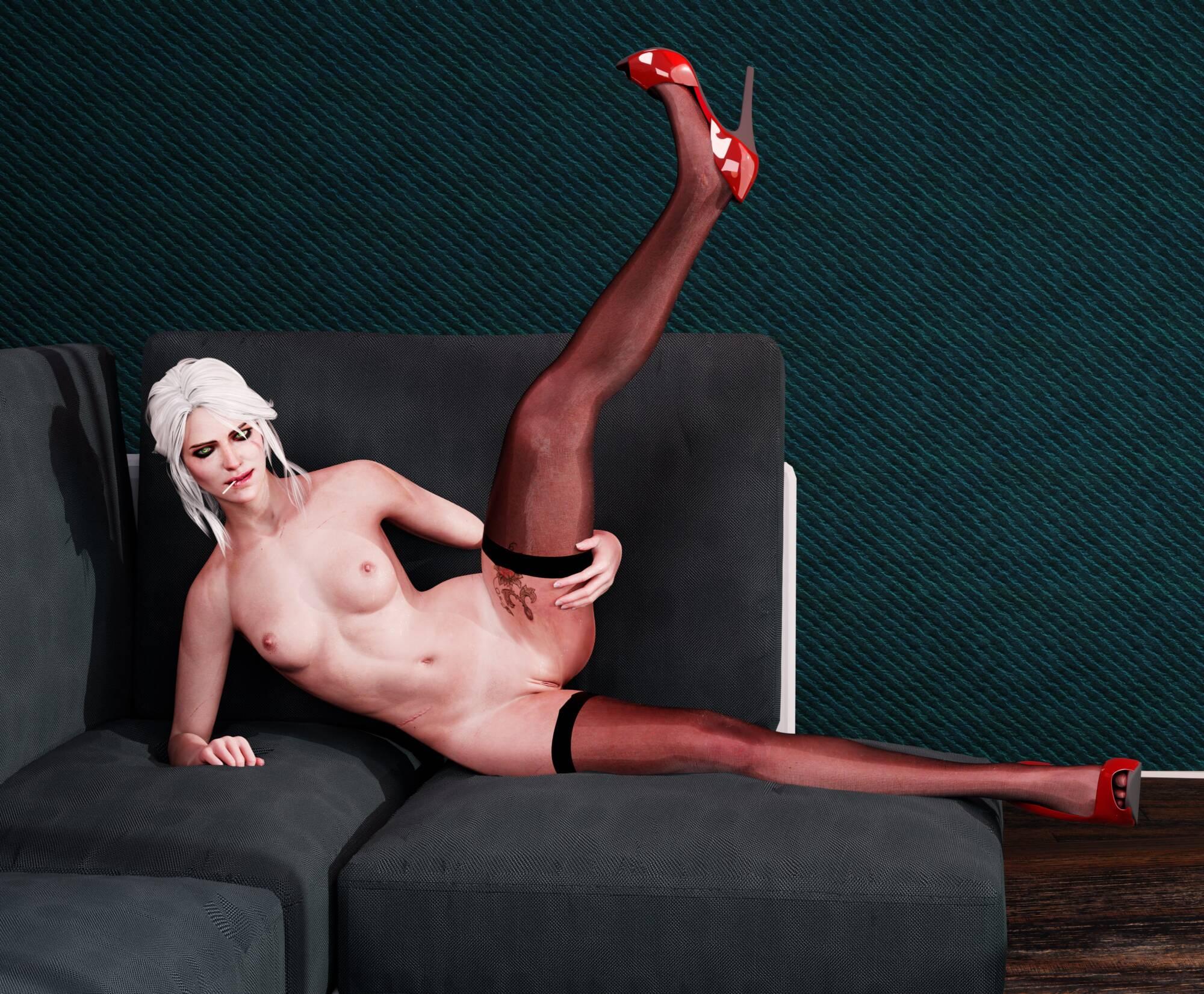Hot Lollipop - page08 Witcher,  xxx porn rule34