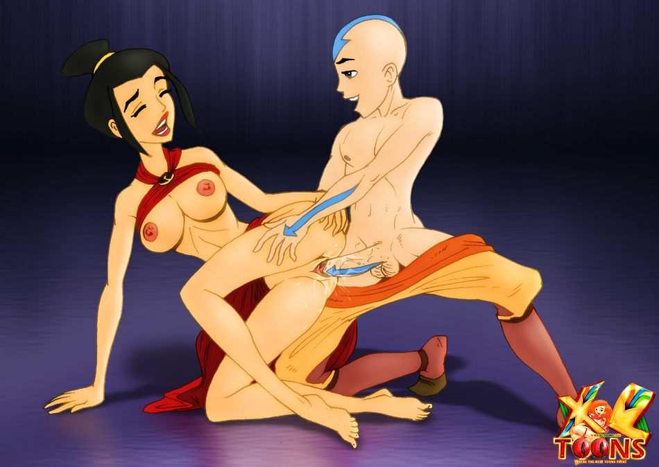 New Partners For Young Heroes - page04 Avatar the Last Airbender,  xxx porn rule34