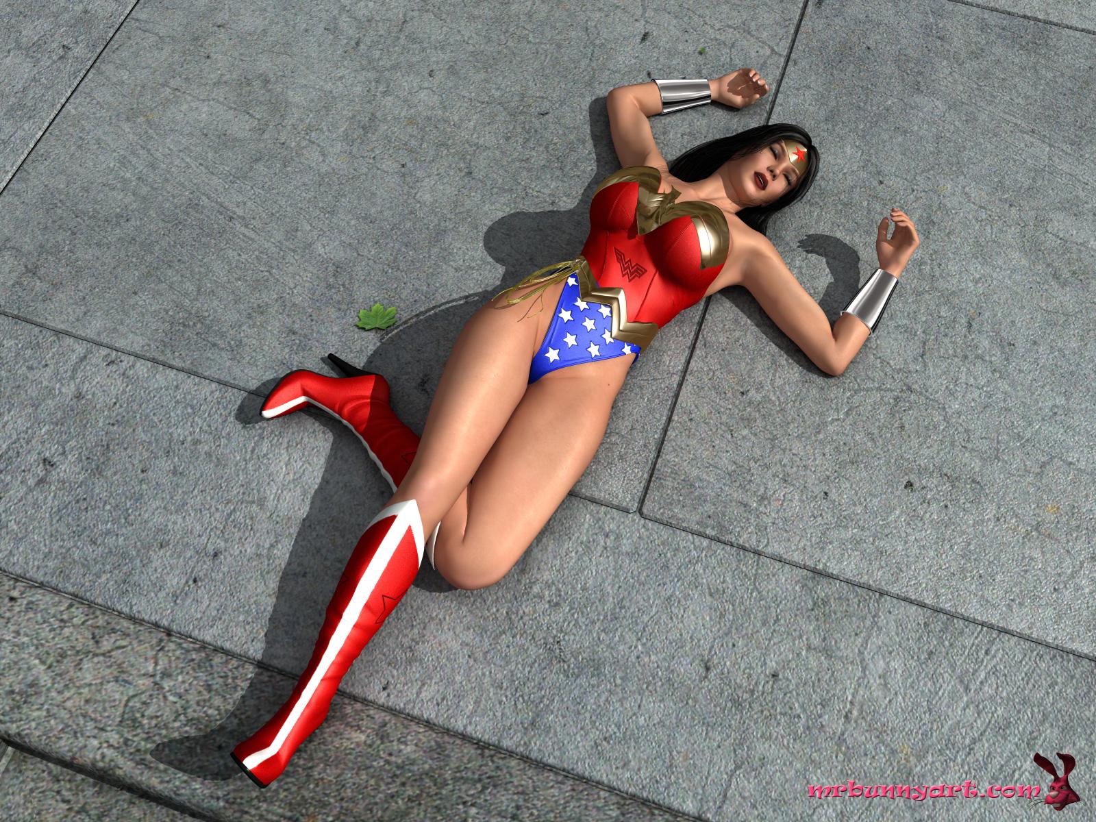 Wonder Woman vs Cain (Russian) - page05 DC Comics,Wonder Woman,  xxx porn rule34