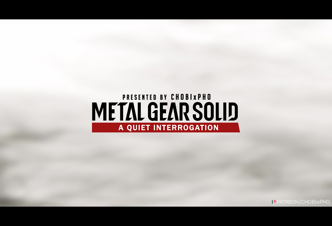 A Quiet Interrrogation (English) - page00 Title Metal Gear,  xxx porn rule34