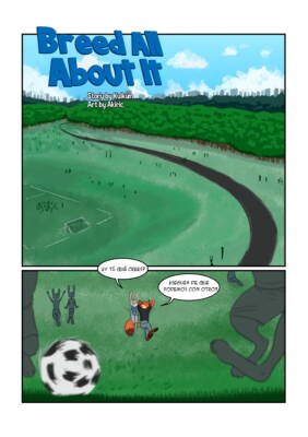 Breed All About It (Spanish) - page01 BurnButt