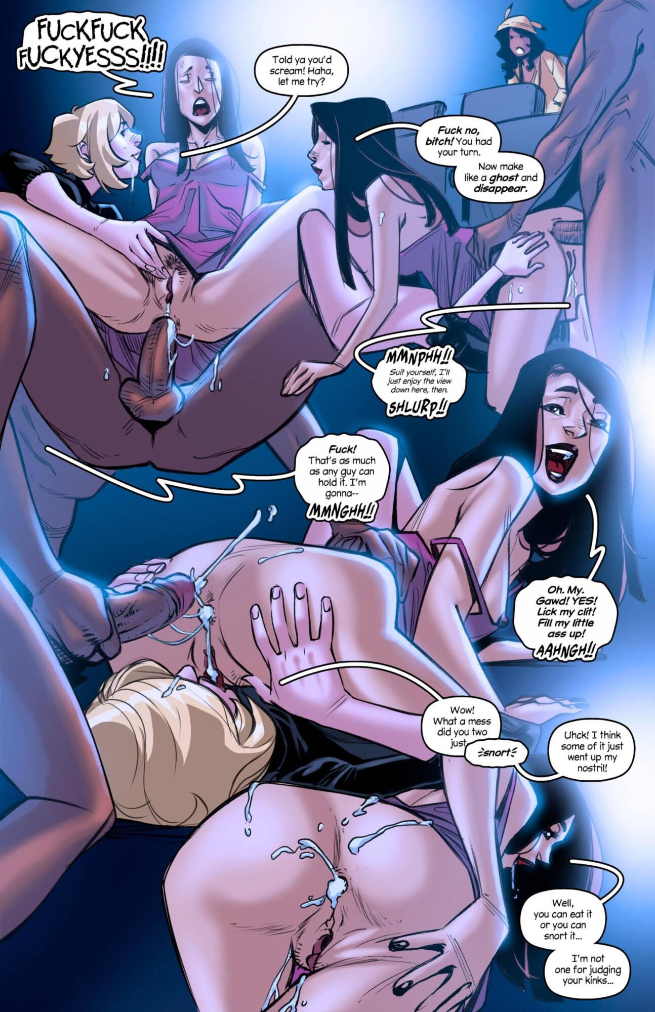 Weaving Fluids #4 (English) - page07 Marvel Universe,Spider-Man,  xxx porn rule34