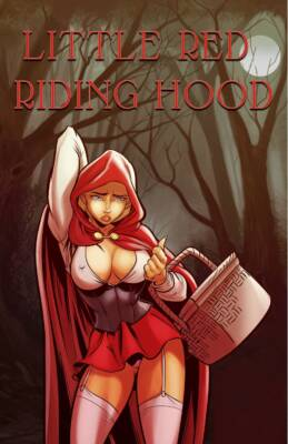 Red Riding Hood (English) - page00 Cover BurnButt