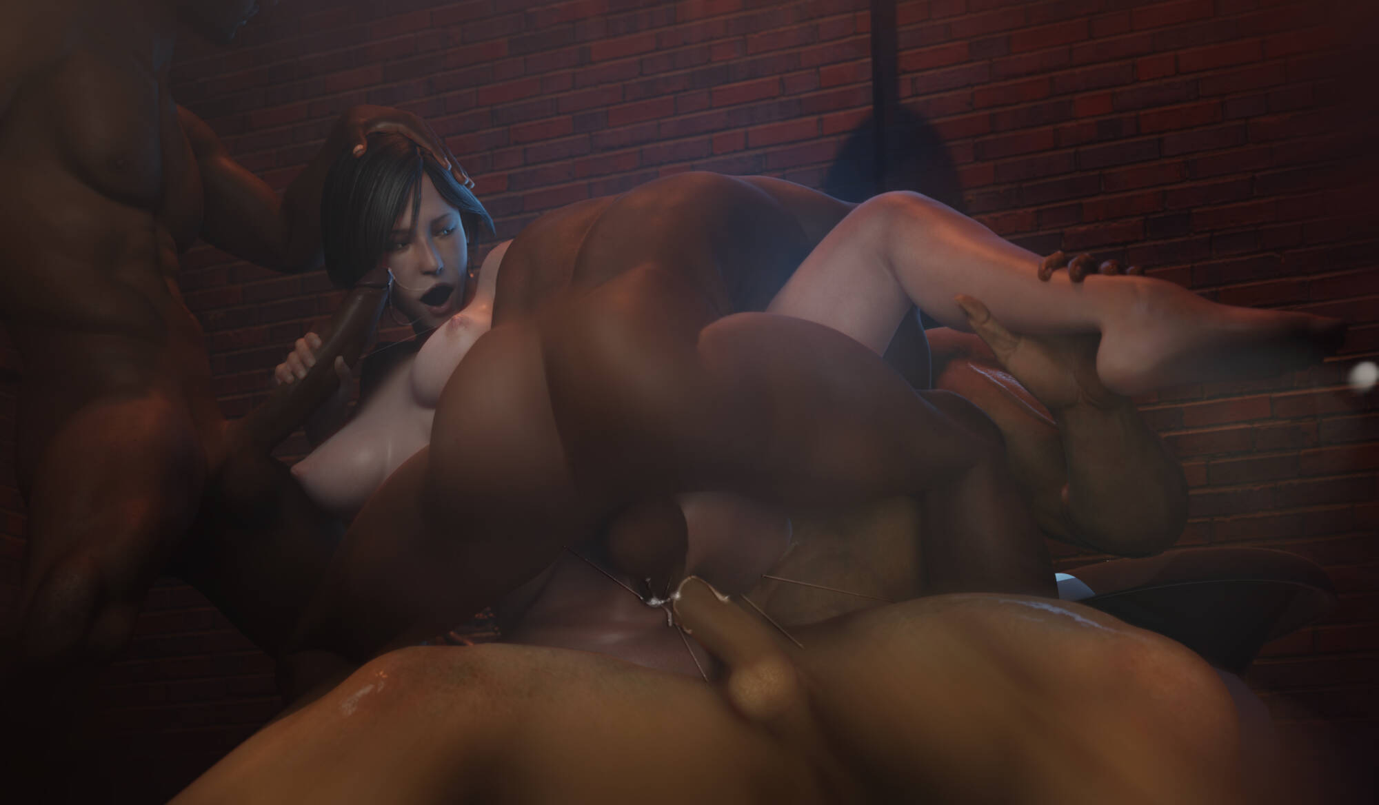 Ada Wong - page03 Resident Evil,  xxx porn rule34