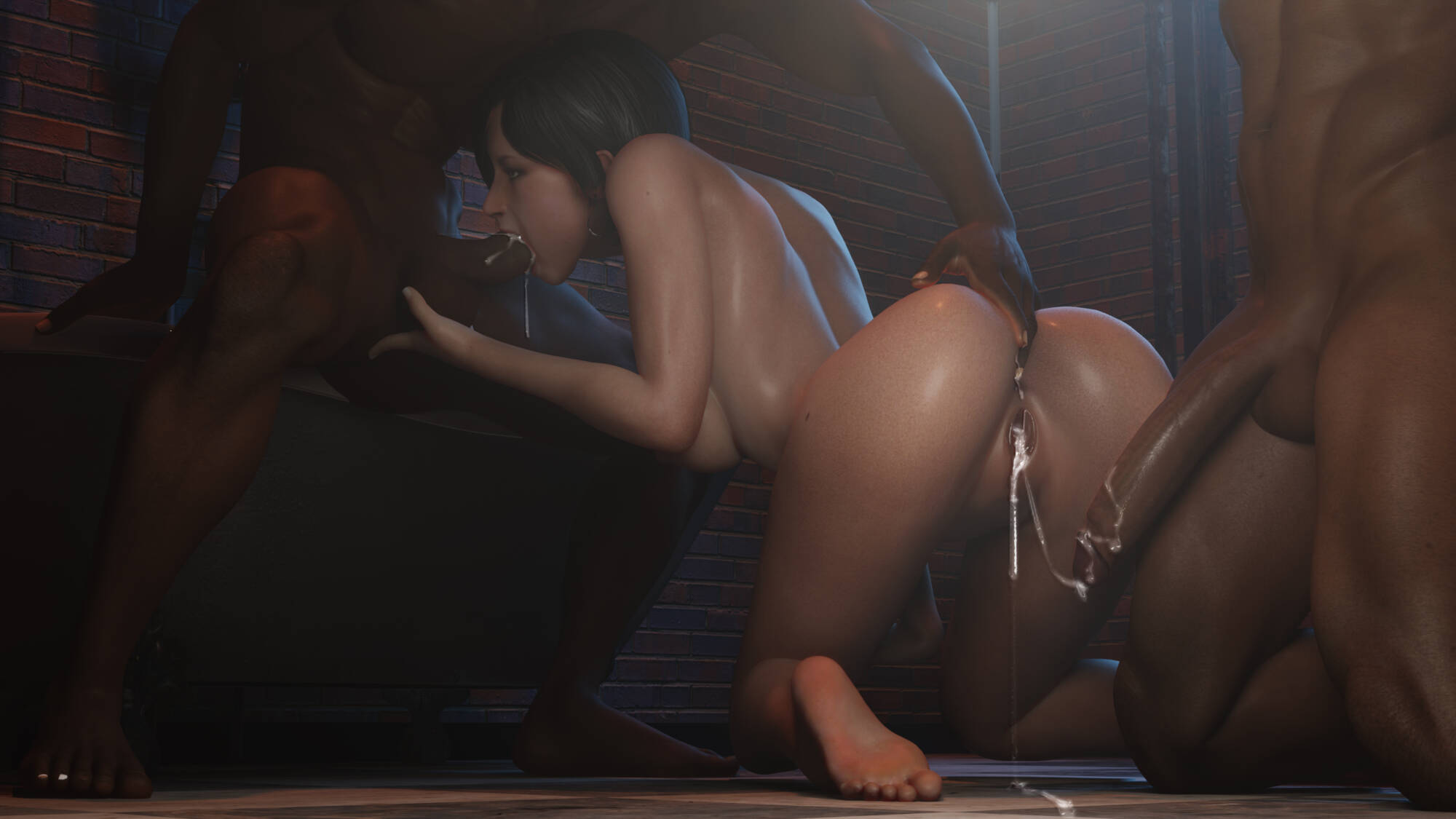 Ada Wong - page04 Resident Evil,  xxx porn rule34