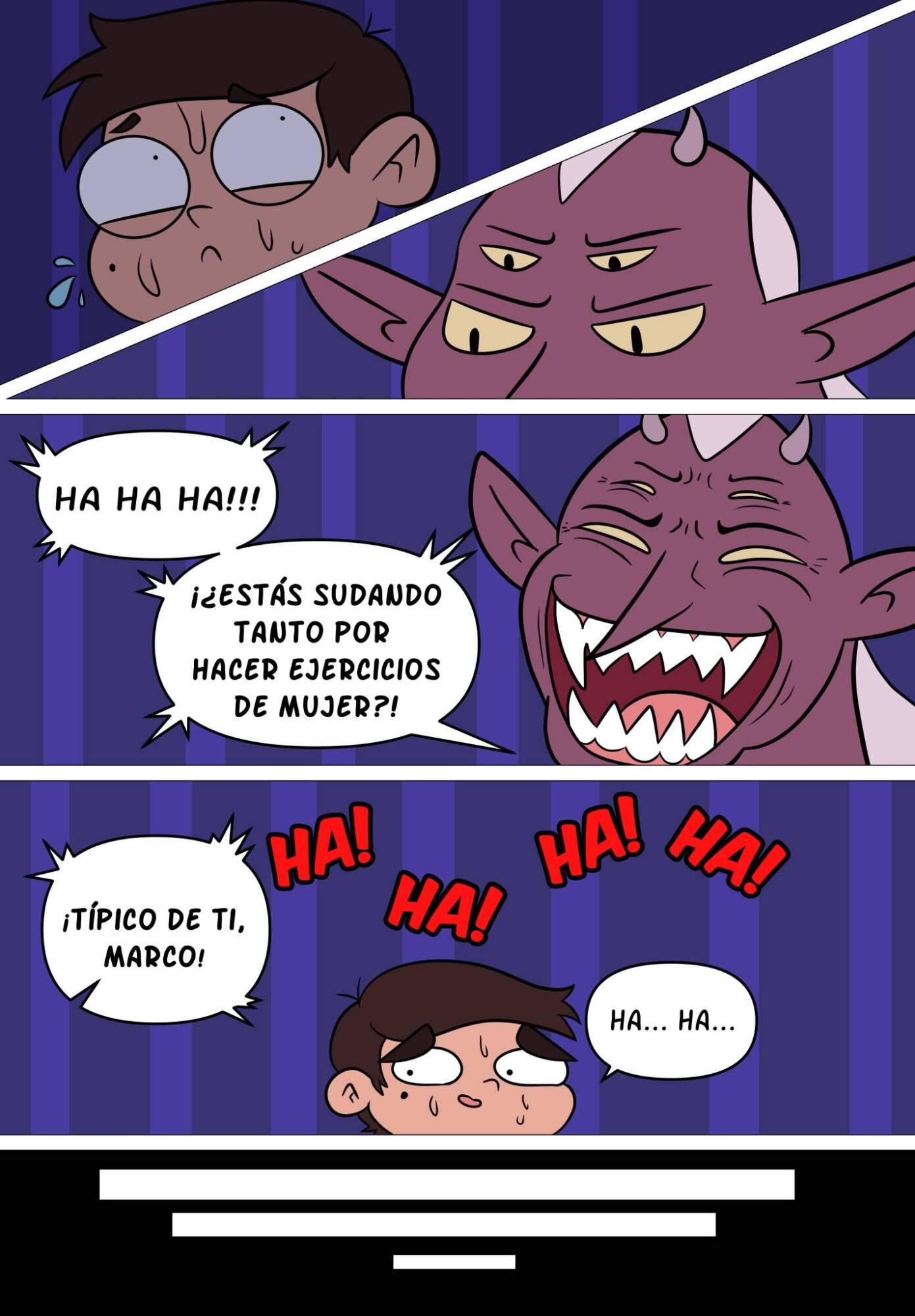 La Hospitalidad de Eclipsa (Spanish) - page06 Star Vs The Forces Of Evil,  xxx porn rule34