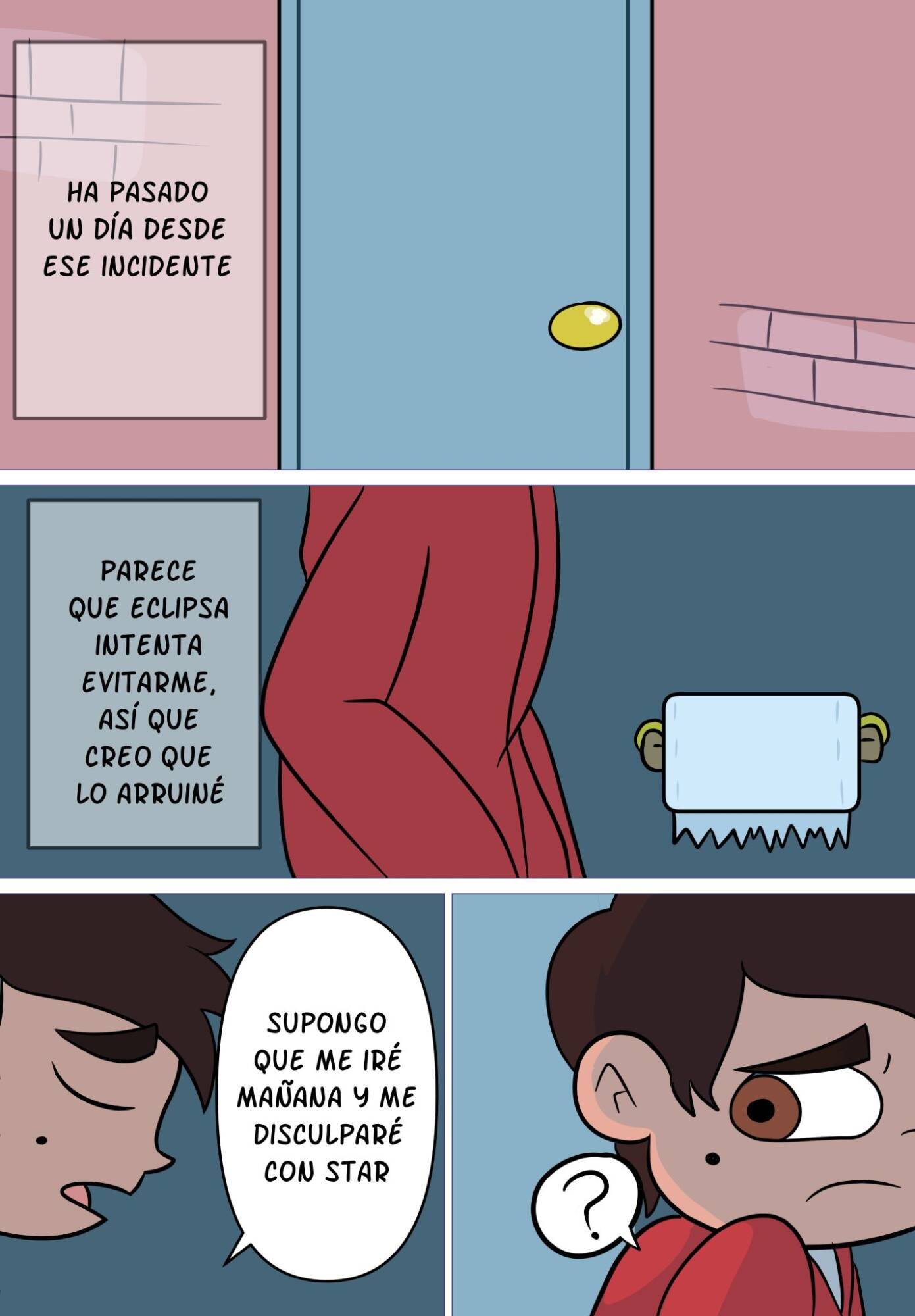 La Hospitalidad de Eclipsa (Spanish) - page07 Star Vs The Forces Of Evil,  xxx porn rule34