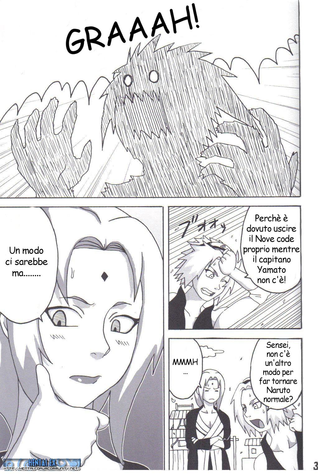 Tsunade's Sexual Therapy (Italian Mono) - page03 Naruto,  xxx porn rule34