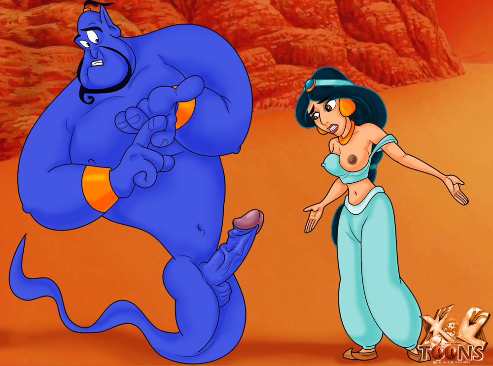 Genis Hidden Treasure - page02 Aladdin,  xxx porn rule34