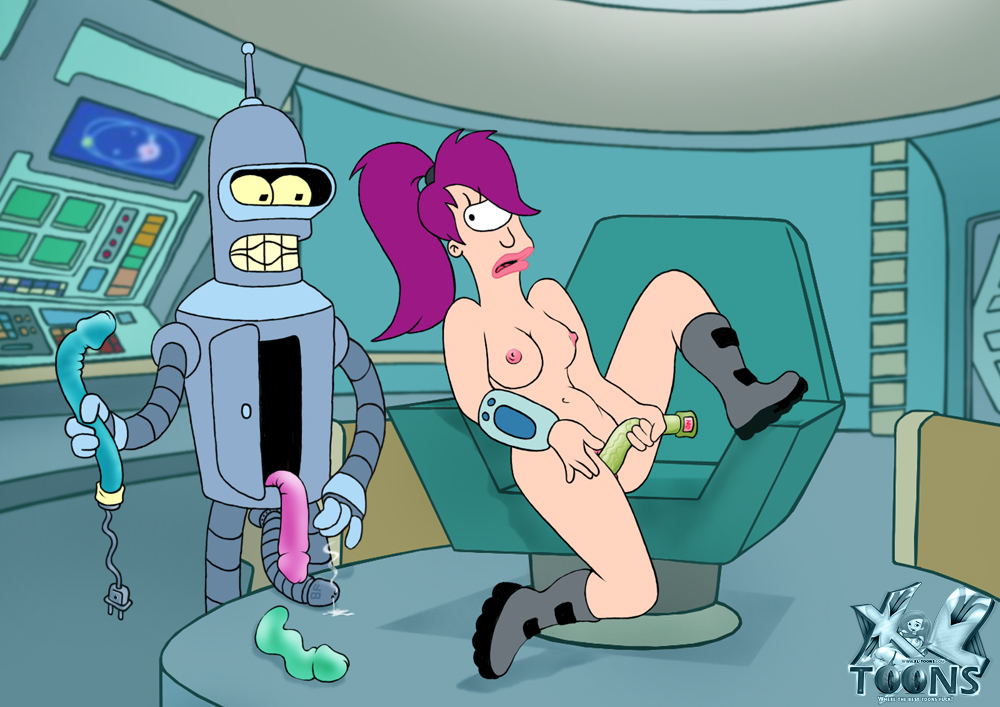 Benders Hidden Safe - page02 Futurama,  xxx porn rule34