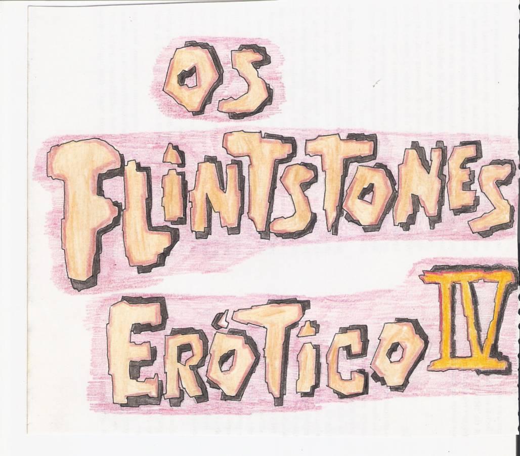 Os FlintStones Erotico IV (Portuguese) - page00 Cover Flintstones,  xxx porn rule34
