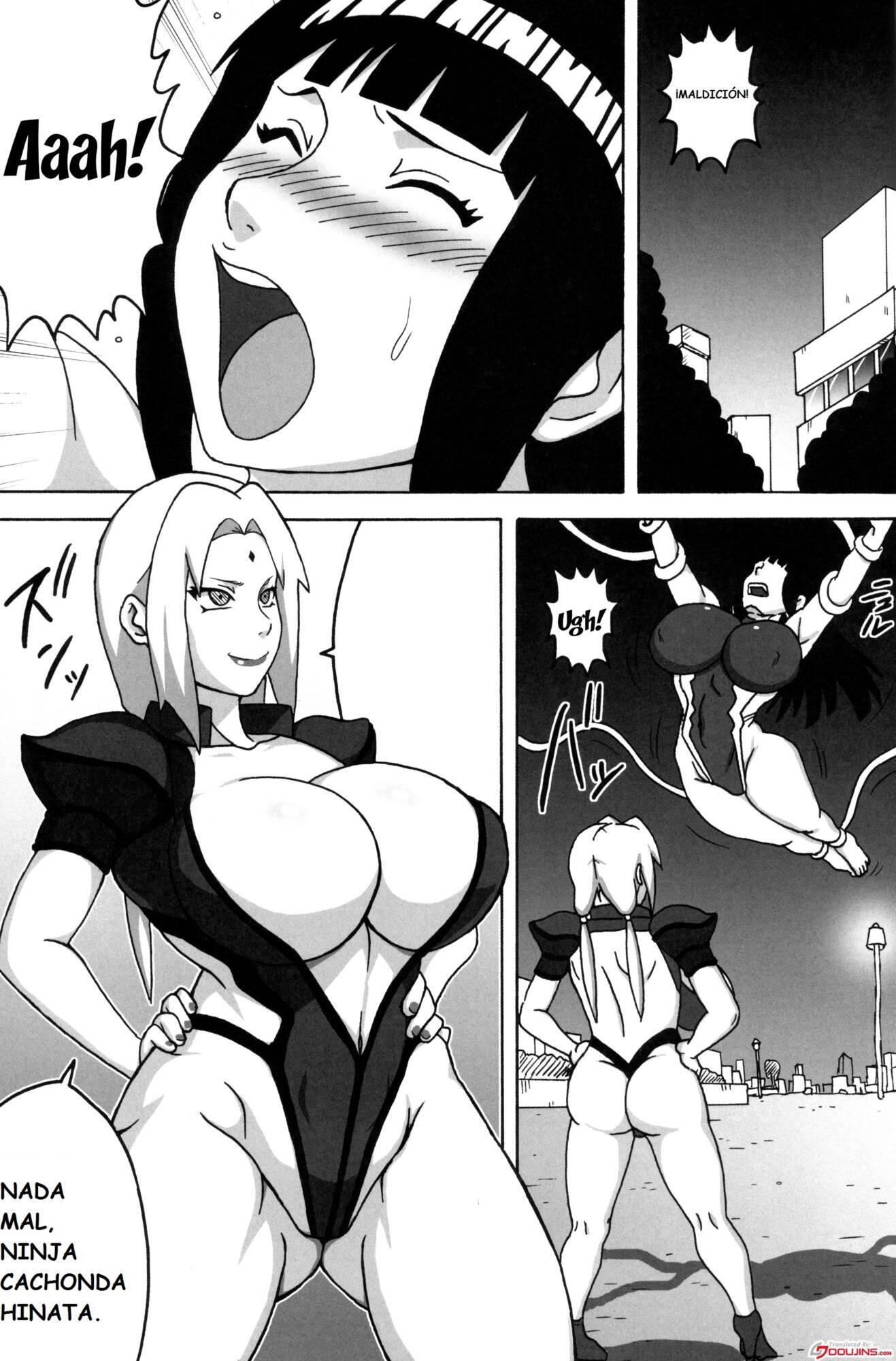 Inmanin Hinata (Spanish Mono) - page01 Naruto,  xxx porn rule34