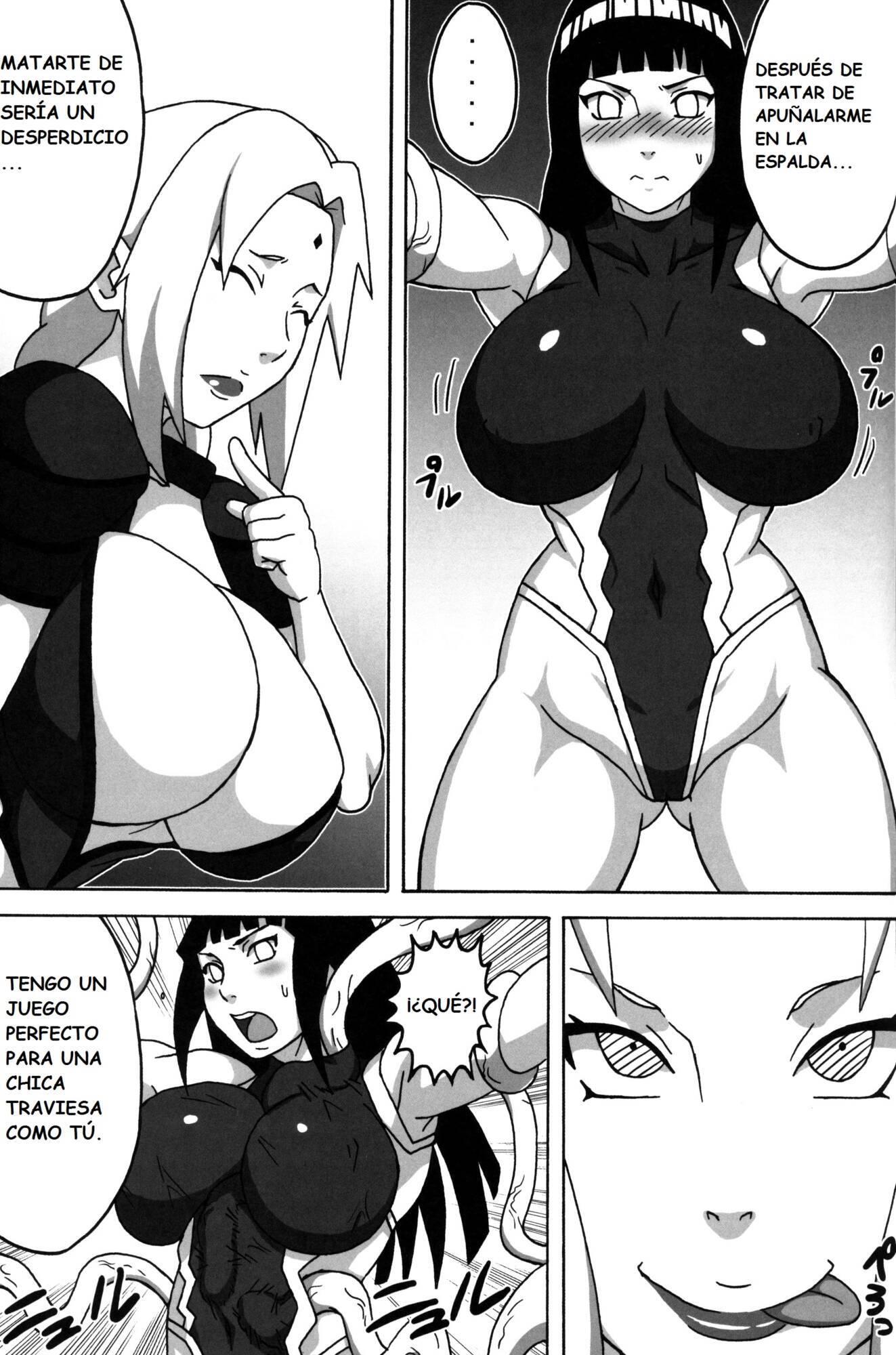 Inmanin Hinata (Spanish Mono) - page03 Naruto,  xxx porn rule34