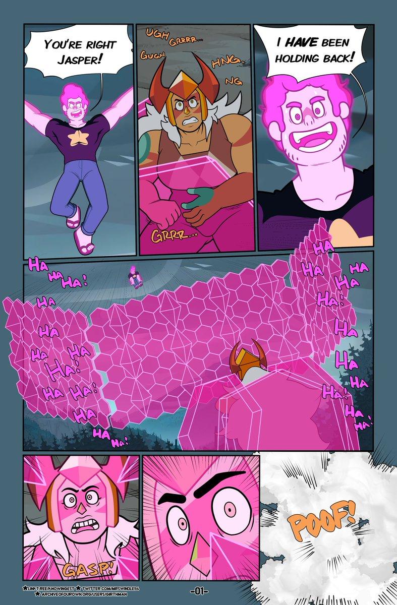 Steven Universe Fervor - Part 1 (English) - page01 Steven Universe,  xxx porn rule34