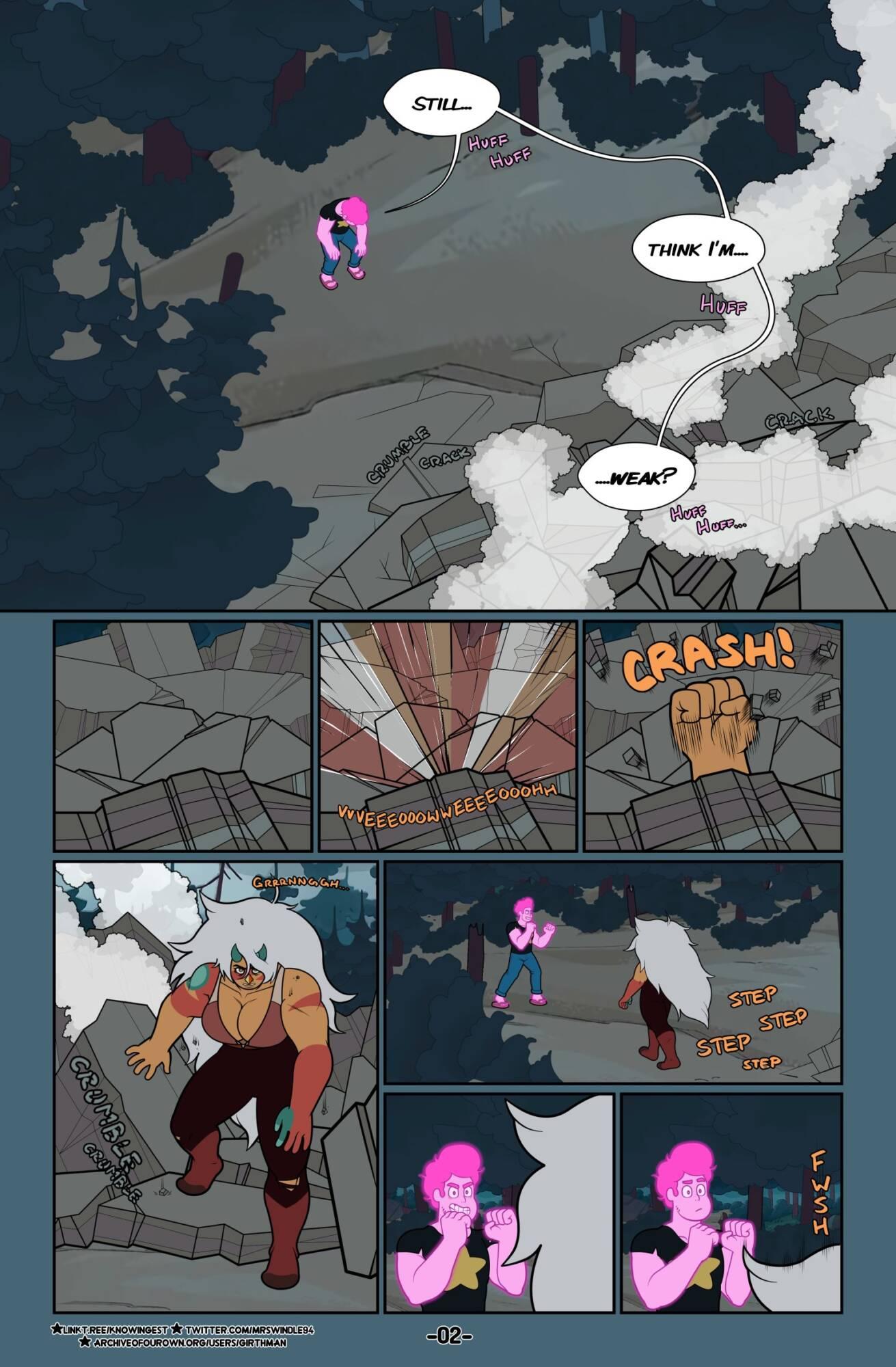Steven Universe Fervor - Part 1 (English) - page02 Steven Universe,  xxx porn rule34