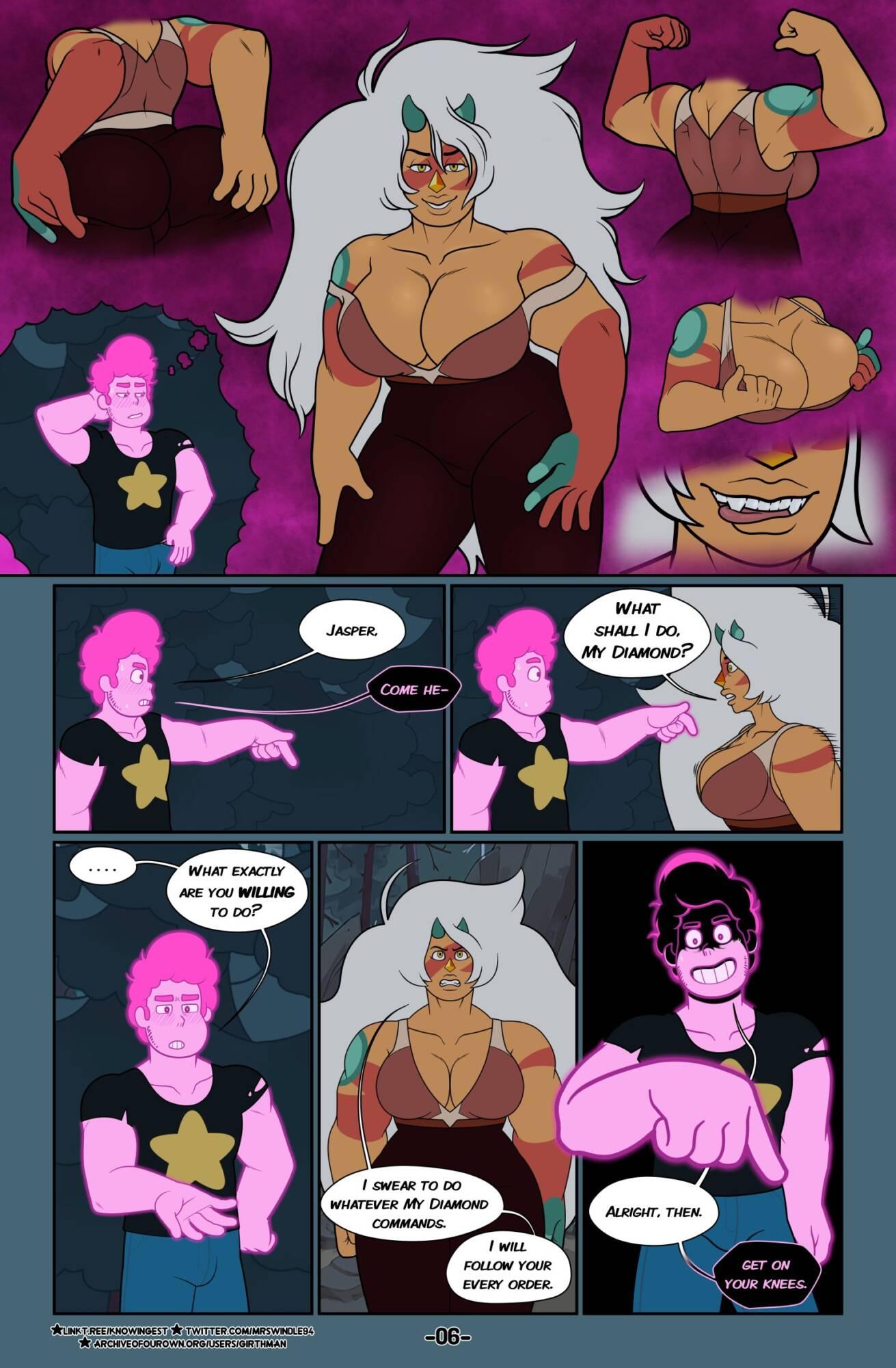 Steven Universe Fervor - Part 1 (English) - page06 Steven Universe,  xxx porn rule34