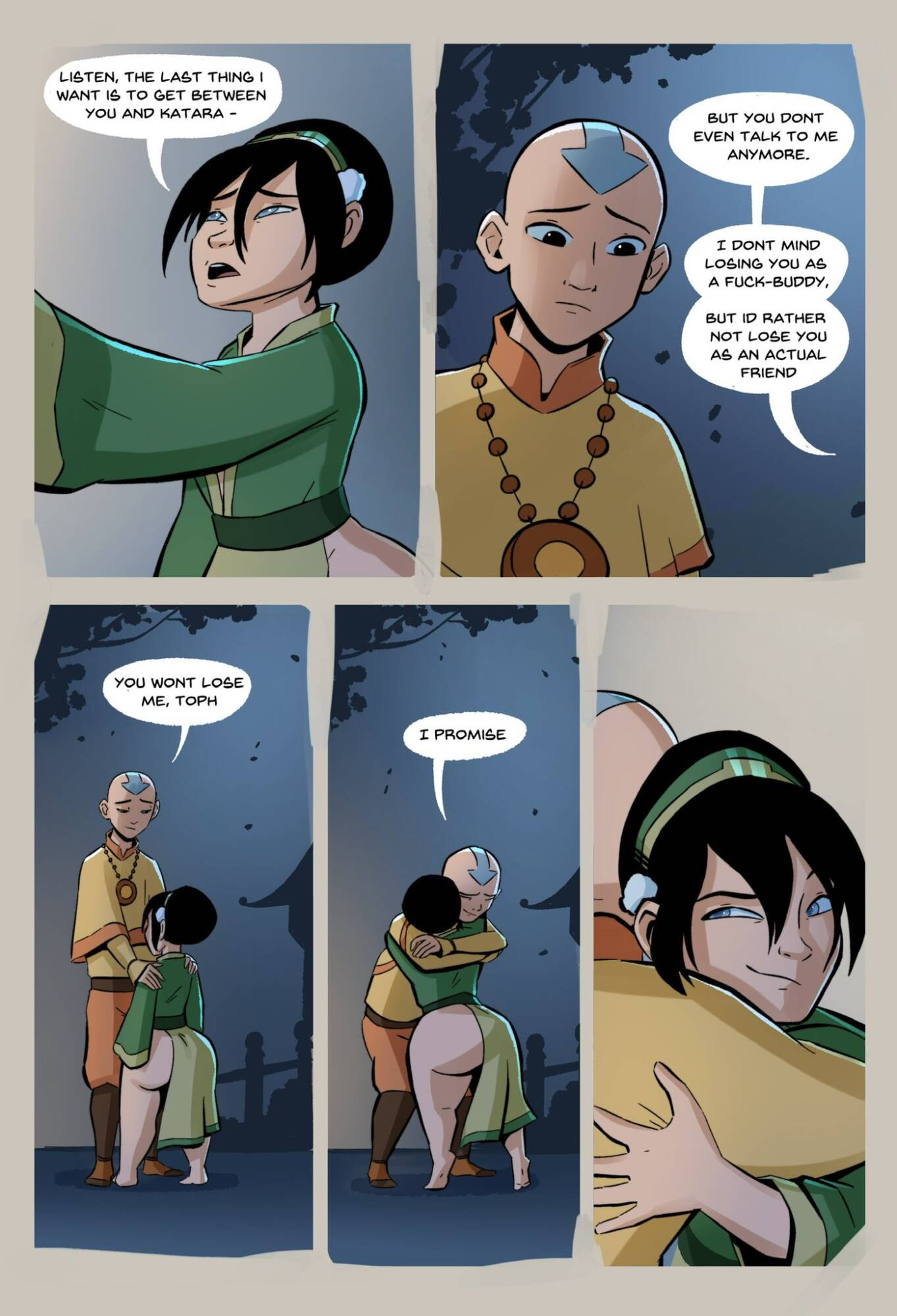 After Avatar (English) - page03 Avatar the Last Airbender,  xxx porn rule34