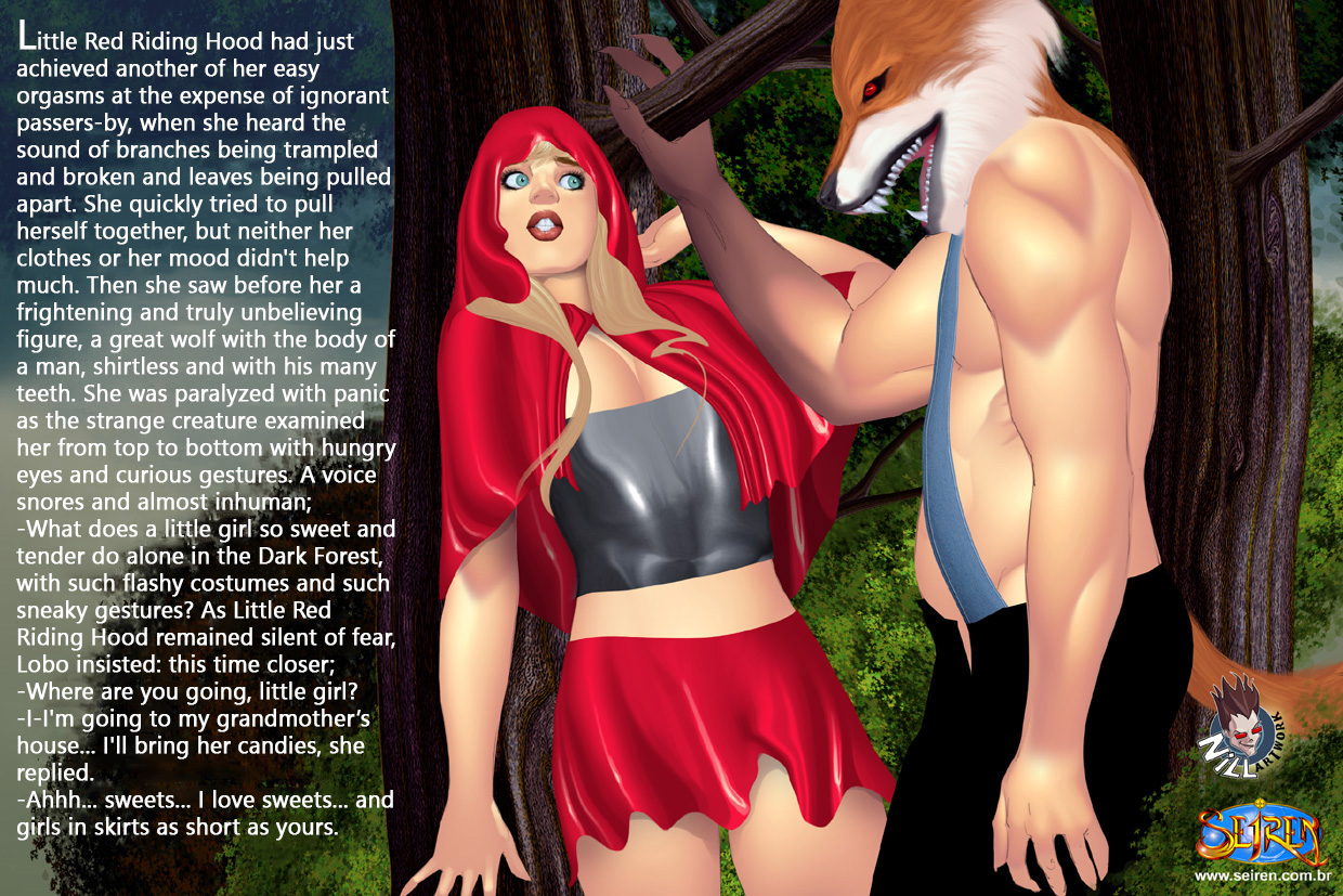 Little Red Riding Hood (English) - page05 Little Red Riding Hood,  xxx porn rule34