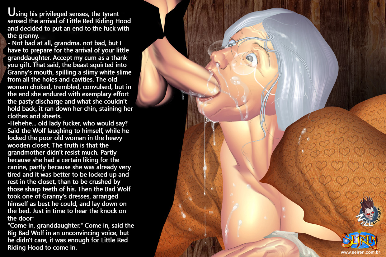 Little Red Riding Hood (English) - page09 Little Red Riding Hood,  xxx porn rule34