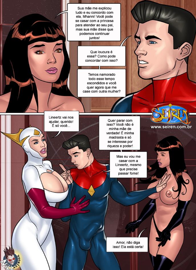 Thundarr O Barbaro #2 - Part 1 (Portuguese) - page08 Thundarr The Barbarian,  xxx porn rule34