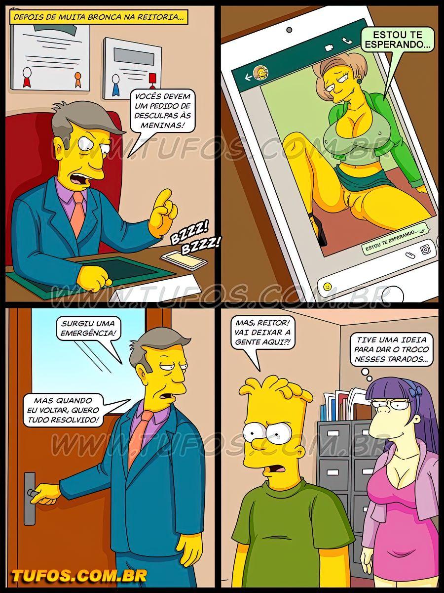 Os Simptoons 32 (Portuguese) - page04 Simpsons,  xxx porn rule34