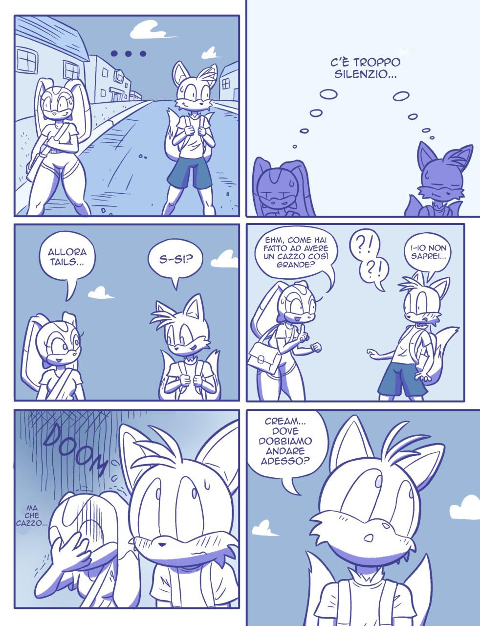 Rainy Monday (Italian) - page04 Sonic,  xxx porn rule34