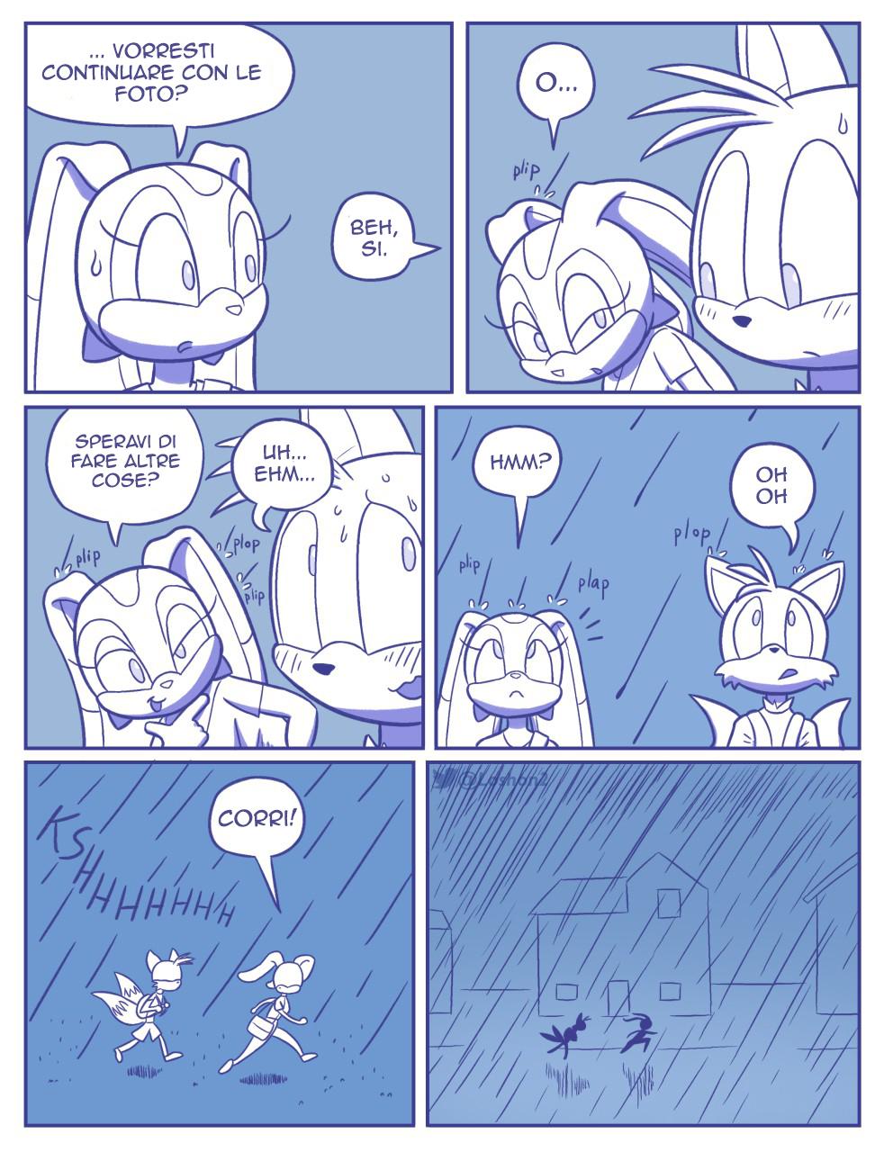 Rainy Monday (Italian) - page05 Sonic,  xxx porn rule34