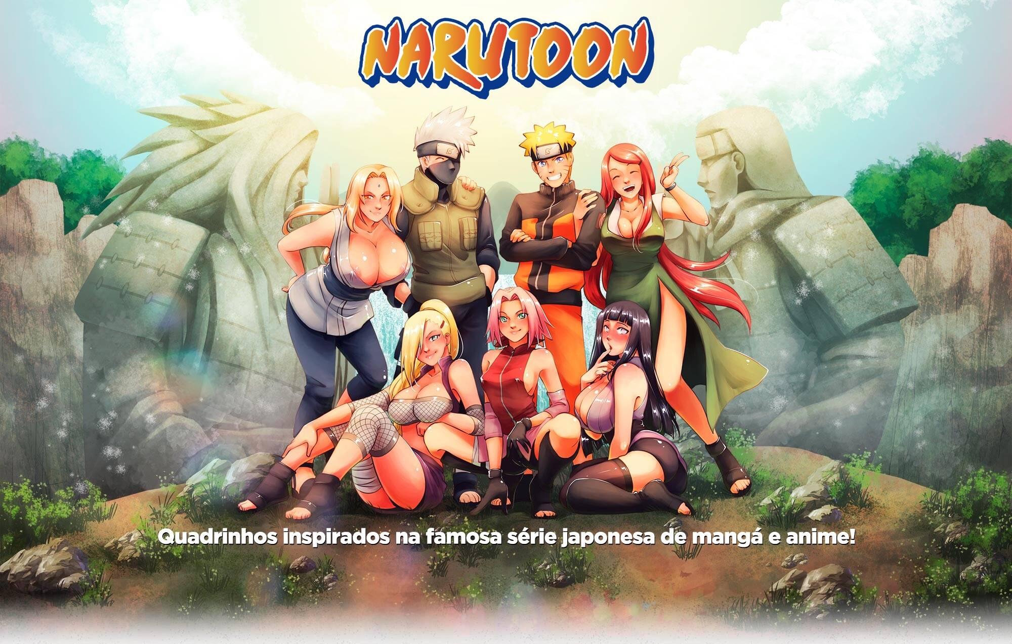 Narutoon HQ 001 (English) - page00 Naruto,  xxx porn rule34