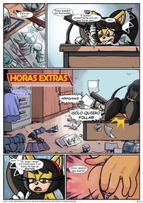 Overtime (Spanish) - page01 BurnButt