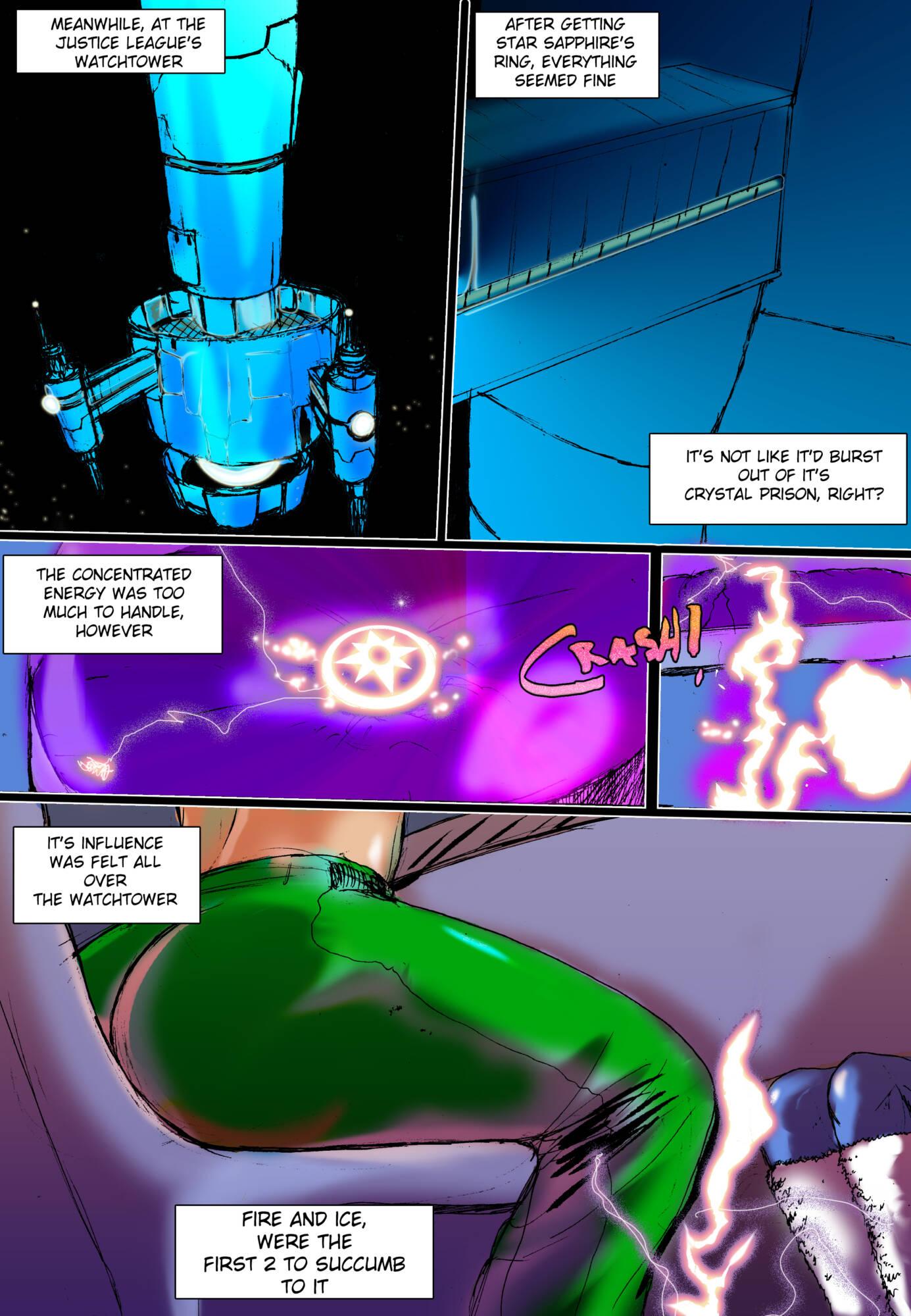 Unlikely Pairings (English) - page01 Batman,DC Comics,Justice League,  xxx porn rule34