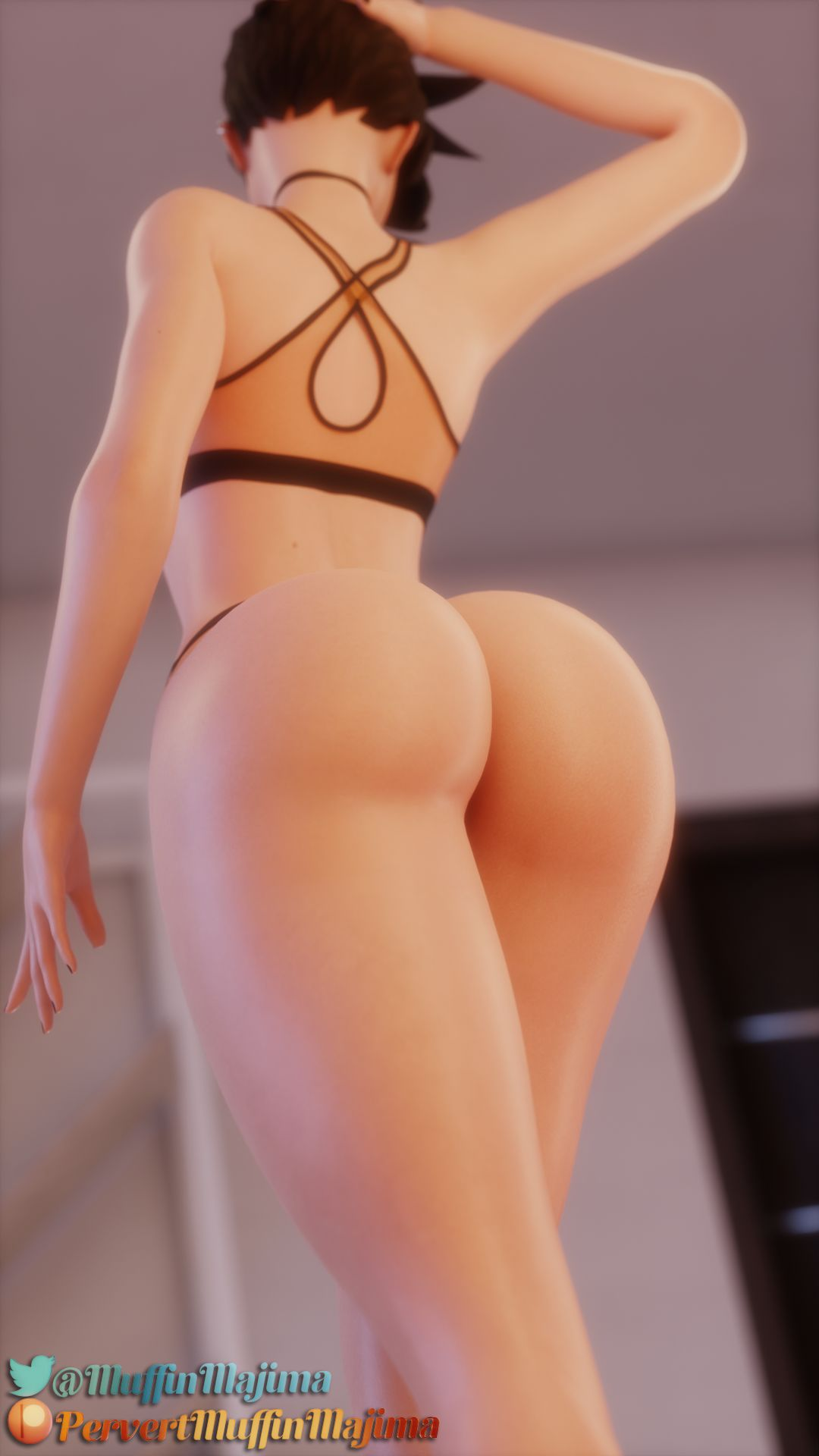 Tracer Ass Set - page02 Overwatch,  xxx porn rule34